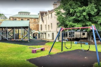 A dozen students at Giant Steps school have tested positive for COVID-19