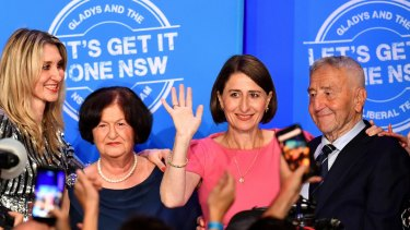 Despite Premier Gladys Berejiklian and the Coalition being returned on Saturday, a number of senior staffers are pondering their exit.