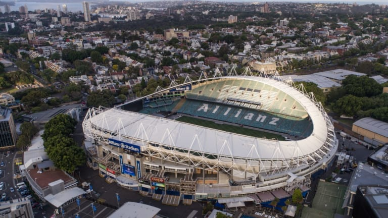 The rebuilding of Allianz Stadium will have to come from a new funding source.