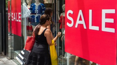 Retailers say they are trying to break the discounting cycle but there is still work to do to convince shoppers.