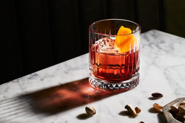 The Protege, Valhalla's take on a Negroni.