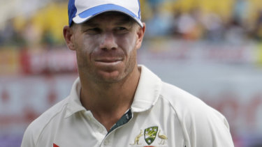 Under fire: How long will David Warner be out of the Australian team?