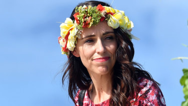 Prime Minister Jacinda Ardern said NZ had an expectation that everyone will do their bit for climate change.