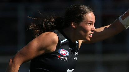 Carlton's Chloe Dalton to return to rugby in bid for Tokyo gold