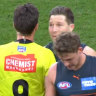 Umpire treatment was in spotlight before Greene incident