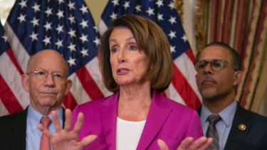 Speaker of the House Nancy Pelosi this week blocked President Donald Trump from giving his State of the Union address to Congress.
