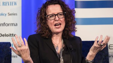 Technology expert, cultural anthropologist and futurist Genevieve Bell joined CBA's board this year.