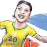 Kerr-pow: Critics of Sam Kerr's passionate post-match comments should instead admire her authenticity and talent.