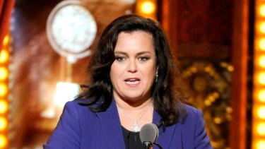 Comedian Rosie O'Donnell is one of a handful of vocal critics still blocked by Trump on Twitter.
