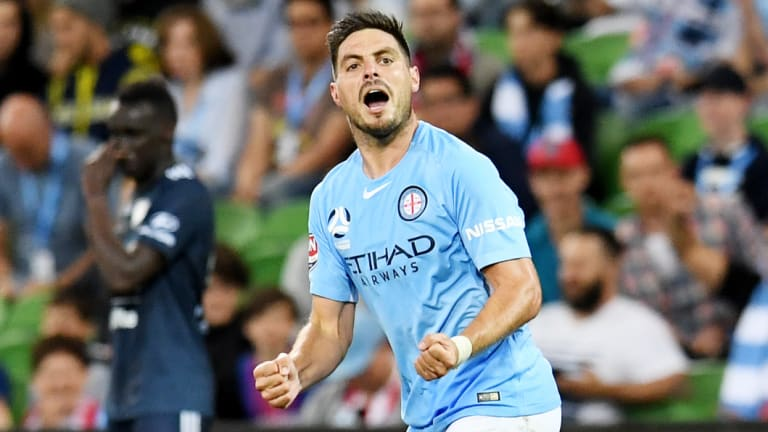 Having Bruno Fornaroli available after a full pre-season will be like a new signing for Melbourne City.