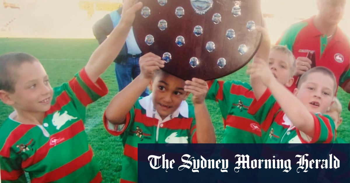 The South Sydney sporting prodigy who didn't know how to lose