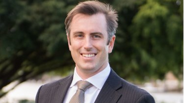 David Finn chief executive of Tritium electric car chargers will speak in Brisbane about the future of electric cars