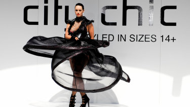 City Chic is raising $90 million to acquire the online assets of collapsed US retailer Catherines.