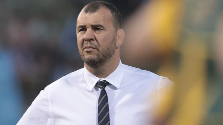Another perspective: Raelene Castle will ask Michael Cheika whether he would consider an independent selector for the rest of his time with the Wallabies.