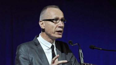 News Corp global chief Robert Thomson  has ruled out putting more money into Foxtel.