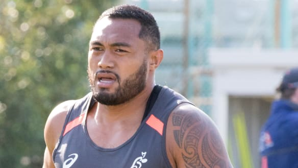 Kepu plans to focus on little things in his 100th game for Wallabies