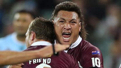 Rocky Stuart: Raiders coach offers to spar Papalii ahead of fight