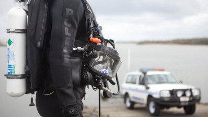 Jet ski rider found after going missing overnight in Moreton Bay