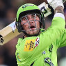 'If in doubt, be aggressive': Thunder's Hales to heed Deano's wisdom