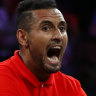 Kyrgios 'on detention' as he opts not to appeal suspended sentence