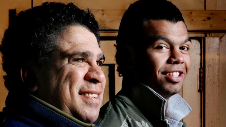 Randwick royalty: Glen Ella acted as a mentor to Wallabies flyer Kurtley Beale as the youngster broke into the national setup.