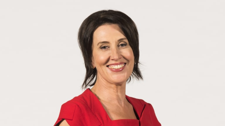 Virginia Trioli has spoken about the virtue of owning your professional mistakes.