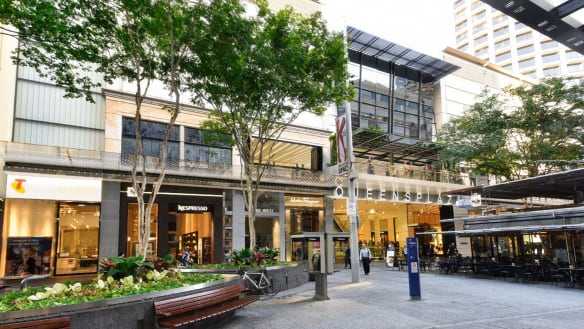 Centre facelift to place new bar above Queen Street Mall