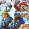Nintendo shows off Super Smash Bros. Ultimate, Fortnite for Switch