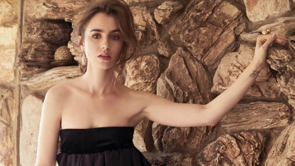 Lily Collins on outshining dad Phil and her new blockbuster role