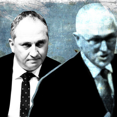 """[Turnbull] was tying his hands from the first."" Artwork: Dionne Gain"