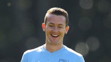 Sydney FC's Brandon O'Neill has signed for Pohang.