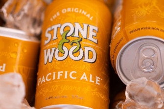 Fermentum owns a string of craft beer brands, including Stone & Wood and Two Birds.