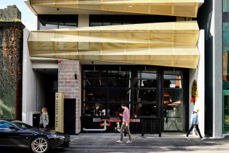 Strong demand is driving growth in new Cremorne offices.