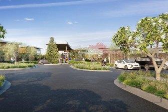 Grace's Place in Doonside akan menyediakan akomodasi dan konseling untuk 12 anak.