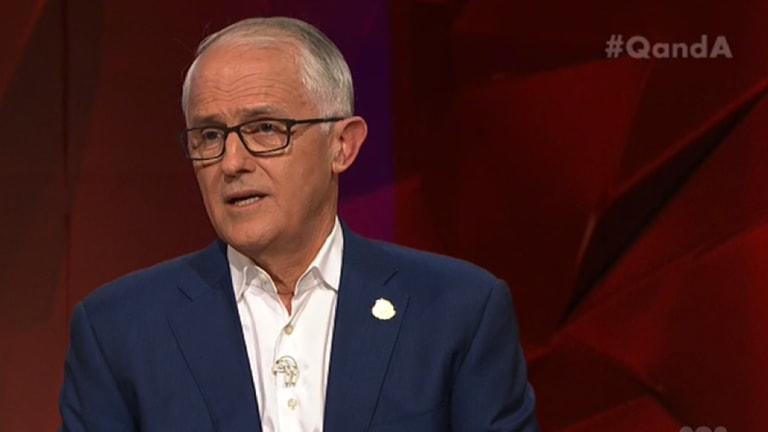 Mr Turnbull said he spoke to News Corp head Rupert Murdoch about his publications coverage of his government.