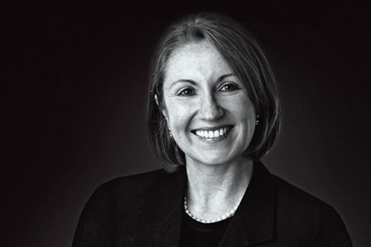 Adele Ferguson.