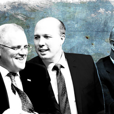 Malcolm Turnbull's prime ministership ended as it began - on the conservatives' terms.