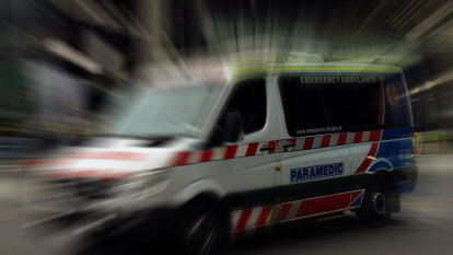 Under-pressure emergency services boss quits amid ambulance crisis