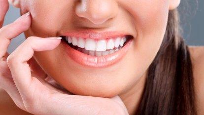 'I am afraid I cannot trust anyone with try-hard teeth'