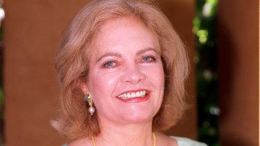 Caroline Laws in 1997.