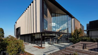The new Performing Arts Centre at Presbyterian Ladies College.