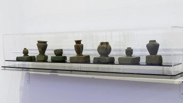 Catherine Bell,Crematorium vessels 2012-2013.