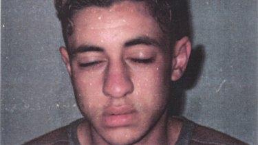 Mohammed Skaf, aged 17.
