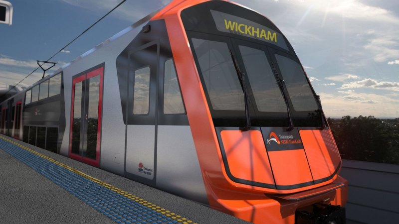 Arrival of NSW's new intercity trains set to spark stand-off over guards
