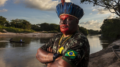 'Rainforest mafias' are killing Brazil's indigenous people: report