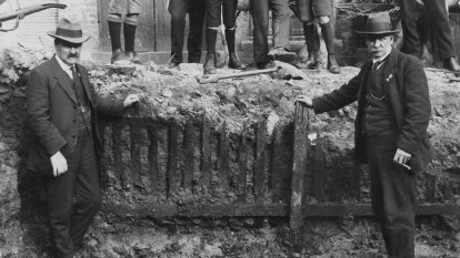'It's a bit Pompeii-like': The unexpected 'buried blocks' of Melbourne
