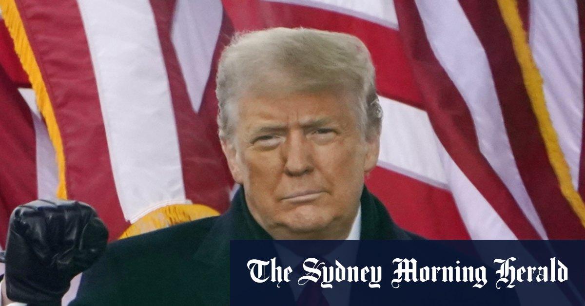 US Senate acquits Donald Trump in impeachment trial – Sydney Morning Herald