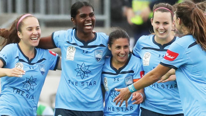 Two-speed progress highlights concern for future of W-League growth