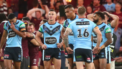 The two grubby Queensland acts that showed NSW weren't up for the fight