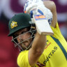 Aaron Finch open to not opening at World Cup